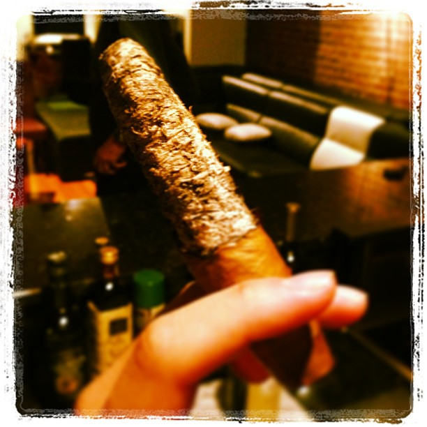 A beautiful ash to complement a beautiful night!