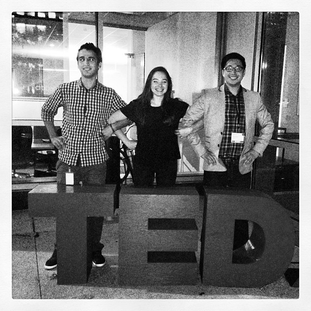 At TEDxCambridge!