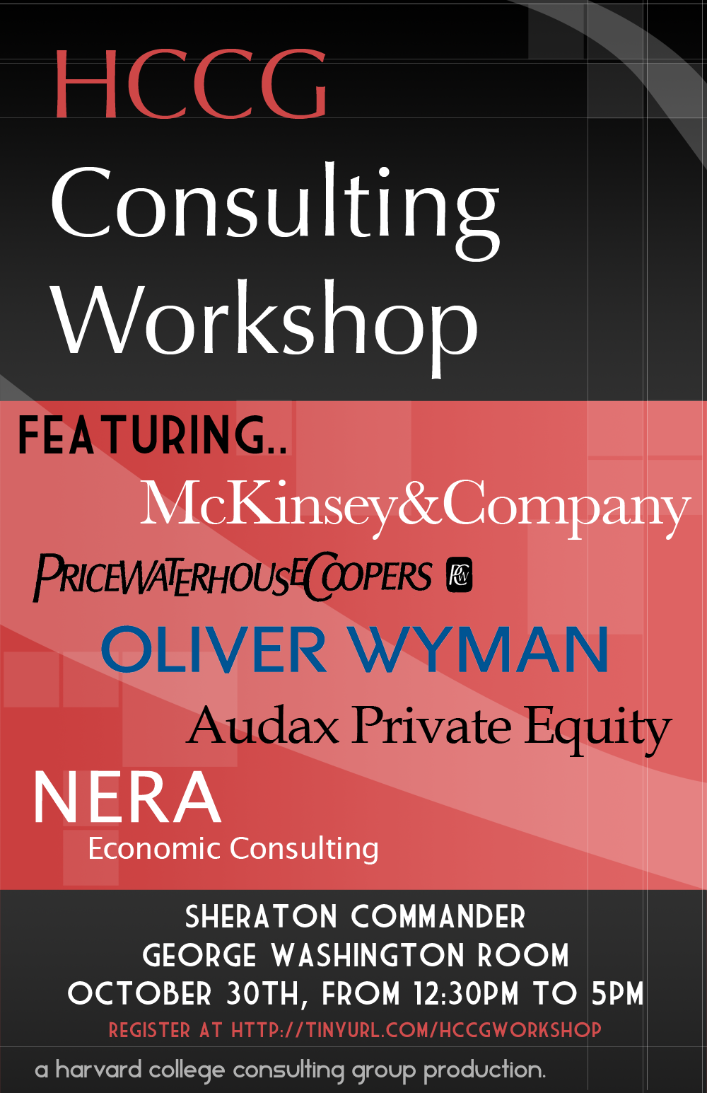 HCCG Consulting Workshop