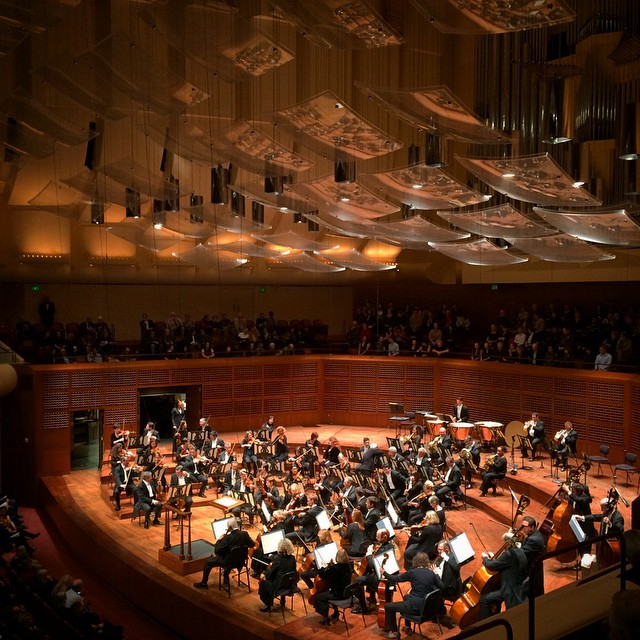 Black tie & Brahms at the SF symphony. #tgif #latergram : @inkless_pen