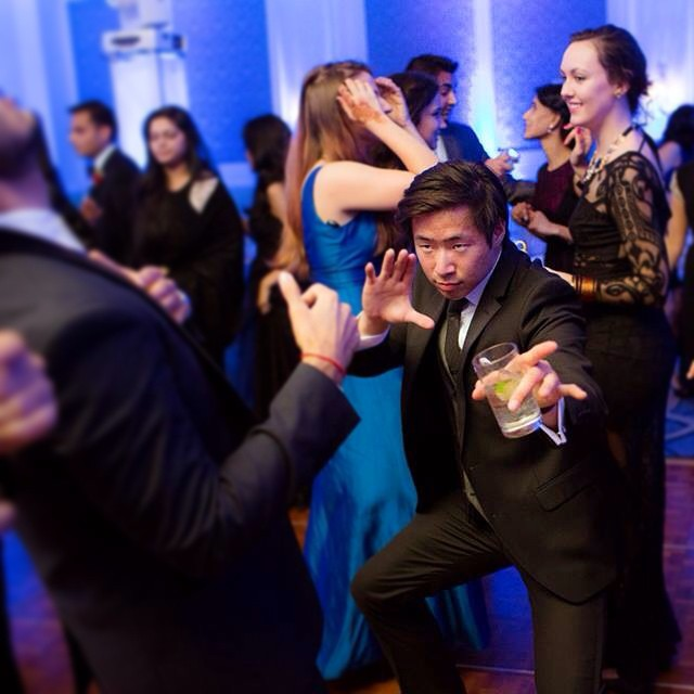 #tbt to the dance floor at my favorite Indian wedding. I like my Bhangra the same way I like my camping -- intense.