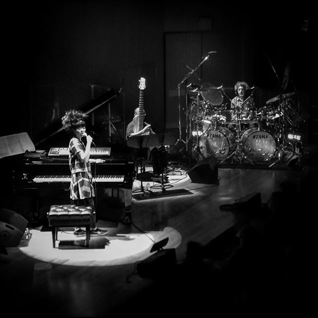Absolutely unreal evening with Hiromi's Trio Project at SFJAZZ. #jazz