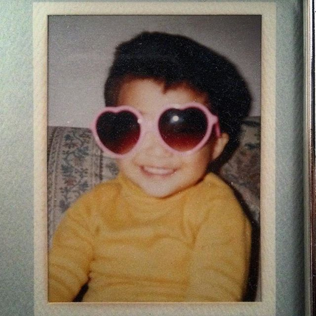 Stunner shades since 1989. #tbt #birthdayboy