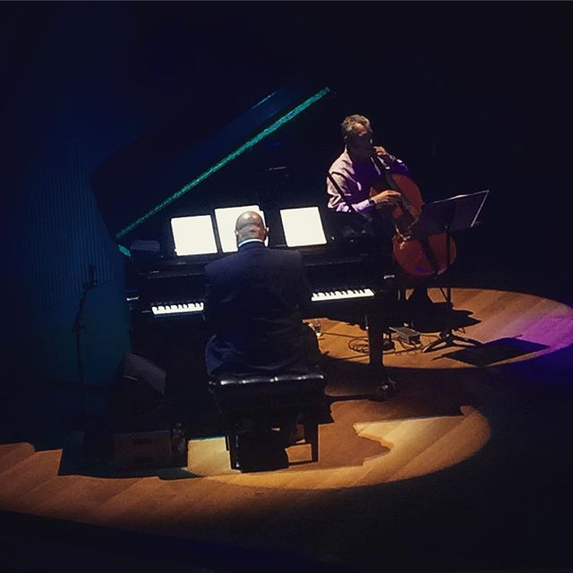 Kenny Barron & Mark Summer at #SFJAZZ.